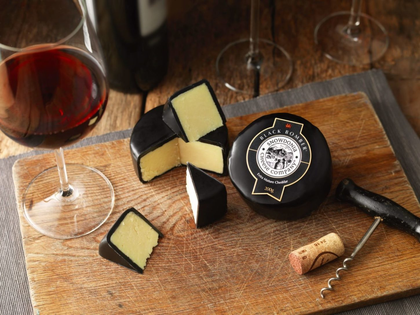 Black Bomber is voted Best British Cheese for a fifth time