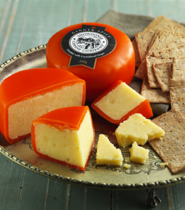 Ginger Spice 200g Cheese