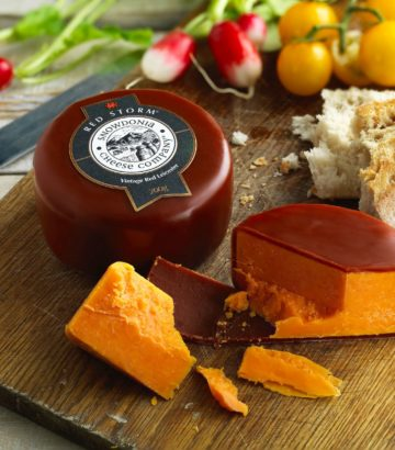 Red Storm 200g Vintage Red Leicester