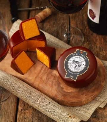 Red Storm Cheese Red Wine UK