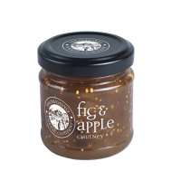 Chutney Jar Fig Apple