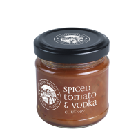 Chutney Jar Spiced Tomato Vodka