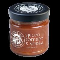 Spiced Tomato vodka chutney