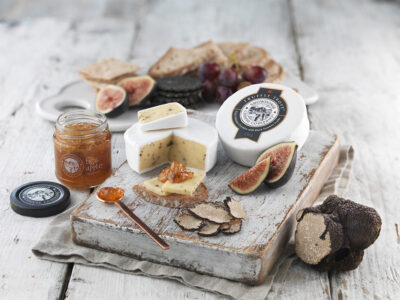 Truffle Landscape 150g with Fig Apple Chutney UK