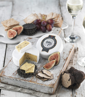 Truffle Landscape with prosecco 150g UK
