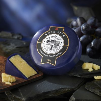 Rock Star - from Snowdonia Cheese